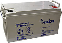 Аккумулятор мультигелевый MERLION GP12-60 12V 60AH (AGM), фото 1