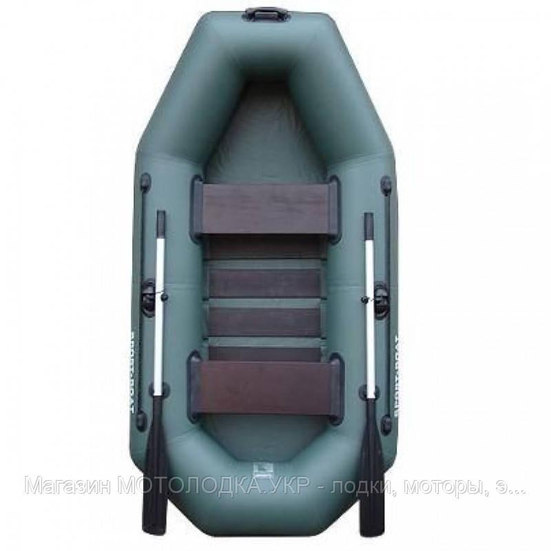 Лодка Sport-Boat LAGUNA L 250 LS (ПВХ: 5 слоёв, 750 гр\м²,  Германия)