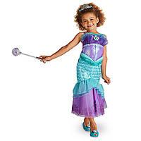 Карнавальный костюм русалочки Ариэль Disney