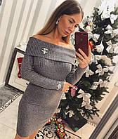 """Красивое женское платье """"Одри"""", фото 1"""