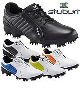 Кроссовки Stuburt sport чёрные для гольфа
