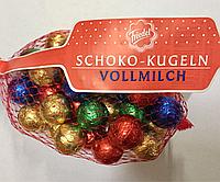 Конфеты Friedel шоколадные шары Schoko-kugeln vollmilch 200g