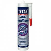 Силиконовый герметик TYTAN для мрамора