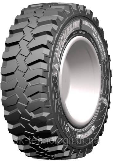 Шина 265/70 R16.5 128A5 BIBSTEEL H-S TL (Michelin)