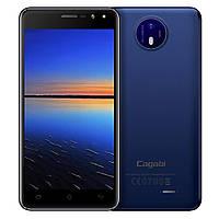 Смартфон ORIGINAL VKWorld Cagabi One Blue (4Х1.3Ghz; 1Gb/16Gb; 8МР/2МР; 2600 mAh)