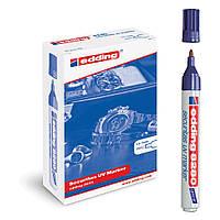 """Маркер ультрафиолетовый, UV """"Edding"""" Securitas e-8280 1,5-3 мм для тайной маркировки."""