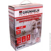 Проточный водонагреватель Grunhelm ewh - 3g 3кВт