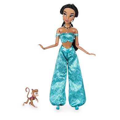 Жасмин Дисней кукла принцесса с фигуркой обезьянки Абу/ Jasmine doll Disney 2017