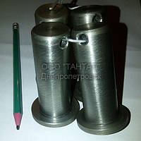 Ось 25х65 Тип 6 ГОСТ 9650-80 производство ТАНТАЛ сталь 45