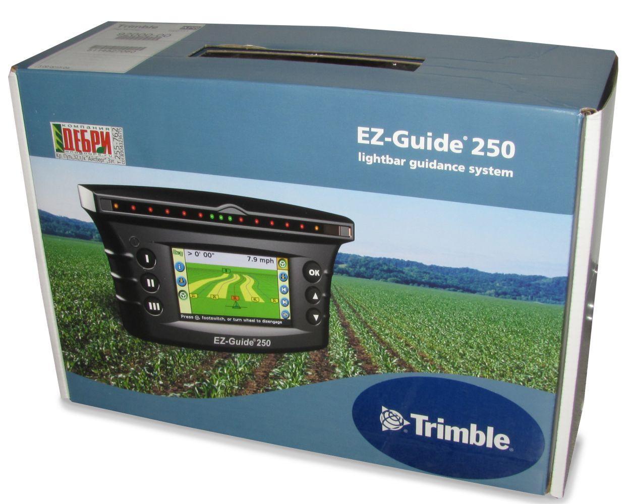 Система паралельного водіння TrimbleEZ-Guide 250