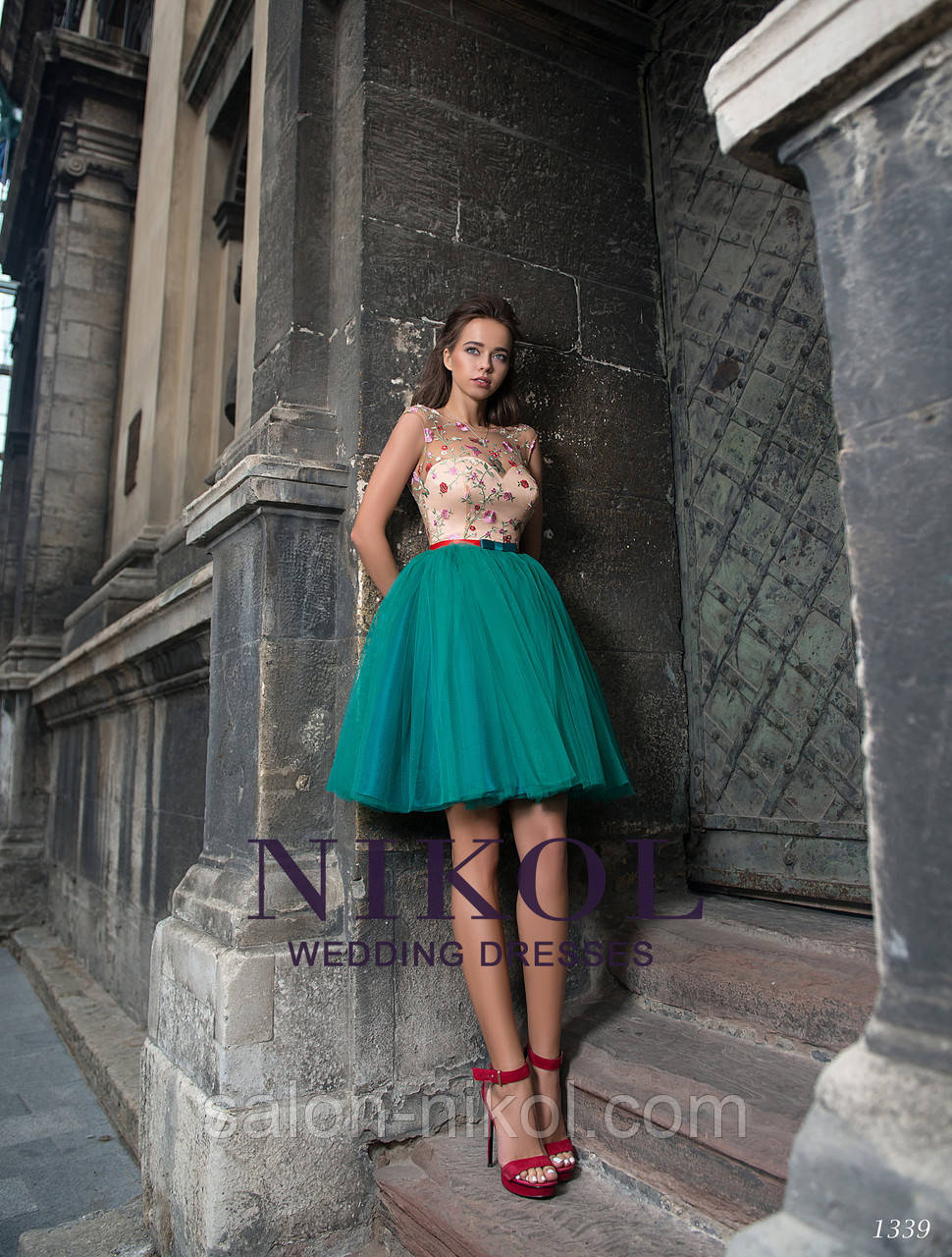 Вечернее, выпускное платье 13-39