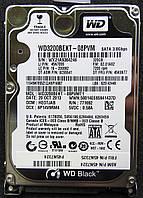 Жесткий диск Western Digital Black 320GB 7200rpm  WD3200BEKT