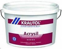 Краска фасадная Krautol Acrylsil силиконовая 10л