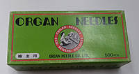"Иглы ""ORGAN NEEDLES"" DBx1 №80"