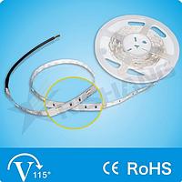 Светодиодная лента LED RISHANG SMD 5050 30шт/м IP33 (без влагозащиты) RGB