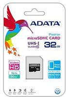 MicroSD HC (10) 32Gb Adata UHS-1