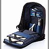 Оригинал рюкзак XD Design Bobby Отправка без предоплаты Защитный код и фирменная коробка (P705.544), фото 7