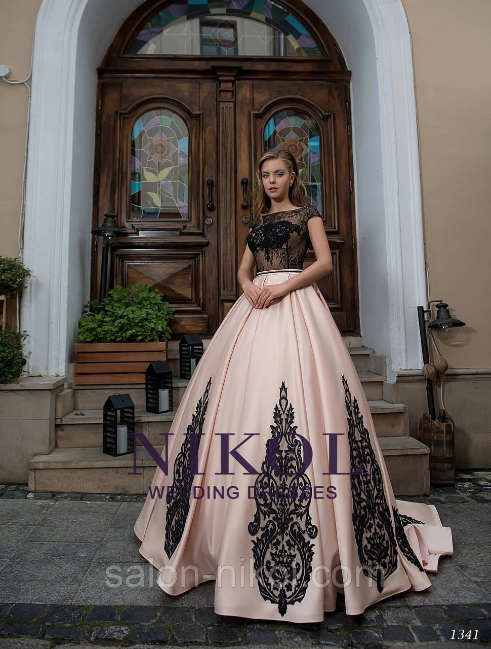 Вечернее, выпускное платье 13-41