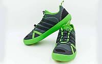 Обувь спортивная мужская PL, PVC AD 5018-GN