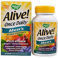 """Витамины """"Заряд энергии"""" Nature's Way, 60 таблеток"""