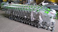 Торговые тележки (новые), тележки для самообслуживания, фото 1