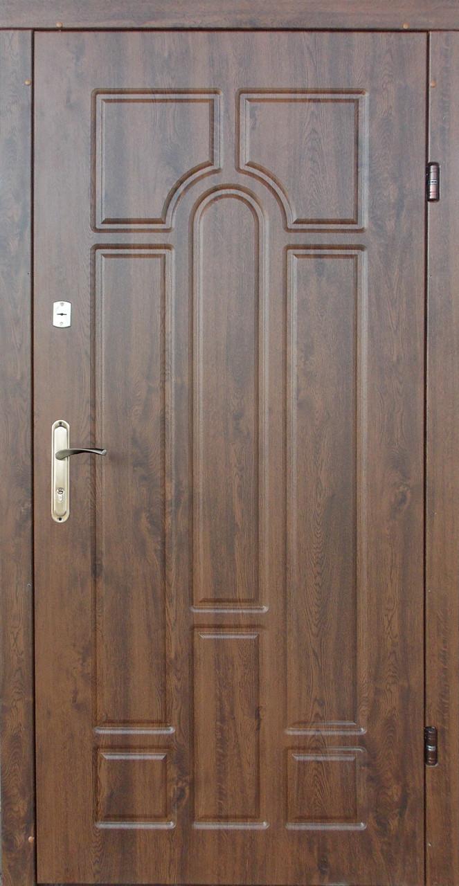 Уличные  входные двери Редфорт  (Redfort)  Арка винорит