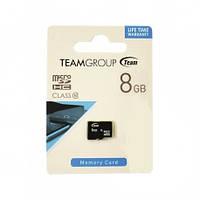 MicroSD HC (10) 8Gb Team