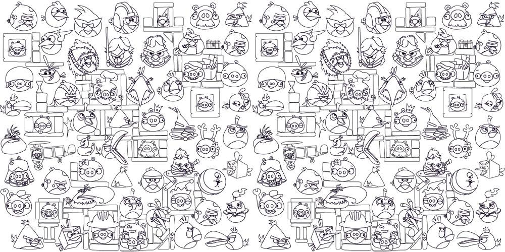 Shock Org Ua обои раскраски Angry Birds 60 120 C 120007 цена купить обои раскраски Angry Birds 60 120 C 120007 в киеве харькове днепропетровске