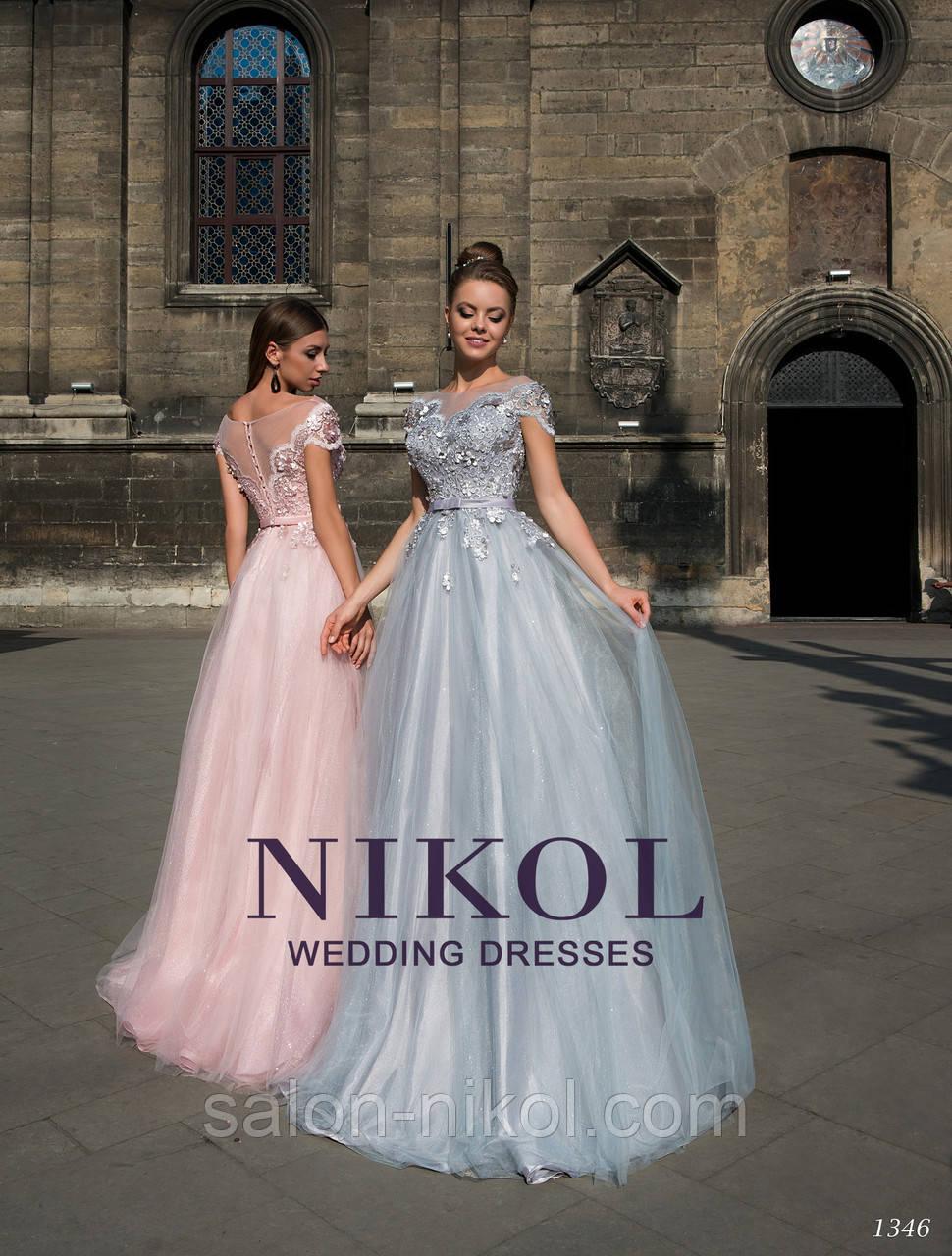 Вечернее, выпускное платье 13-46