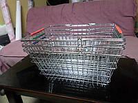 Корзины металлическая для магазинов бу Корзины покупательские 30 л.б/у , фото 1