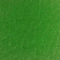 Фетр 2мм 20х30 зеленый