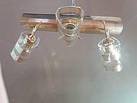 Люстра потолочная на 3 три поворотных плафона 1167, фото 1