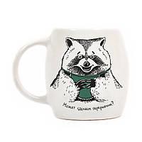 """Сувенирная чашка """"Енотик"""", фото 1"""