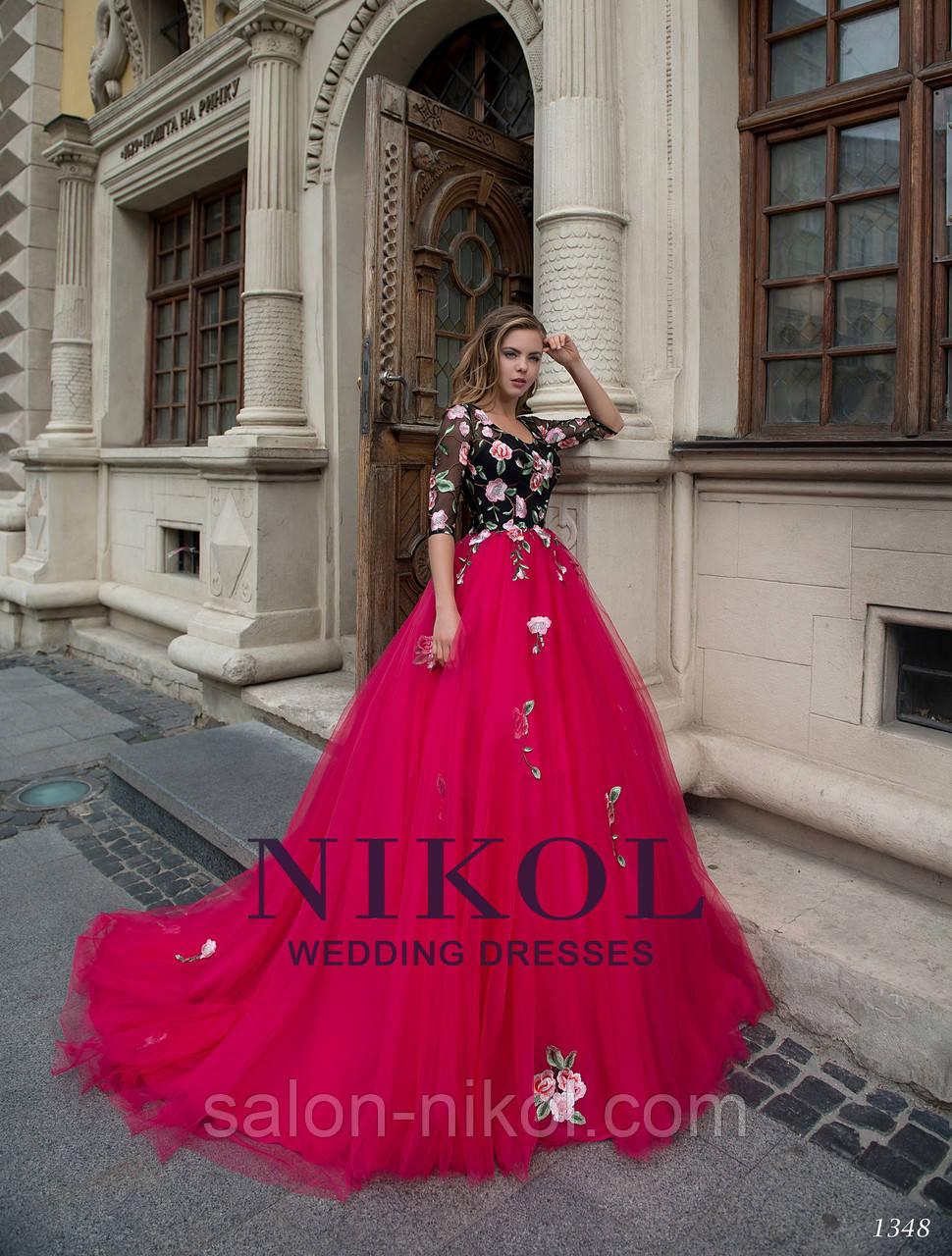 Вечернее, выпускное платье 13-48