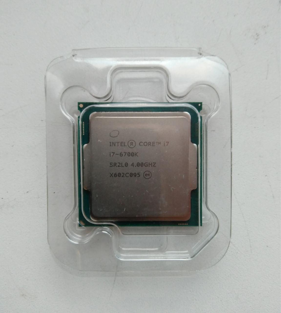 Intel Core i7-6700K (BX80662I76700K)