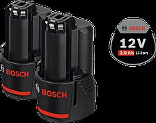 Аккумулятор Bosch 2 x GBA 12V 2.0Ah Professional