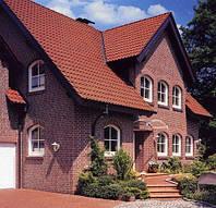 Фасадные материалы: облицовочный кирпич и клинкерная плитка под кирпич