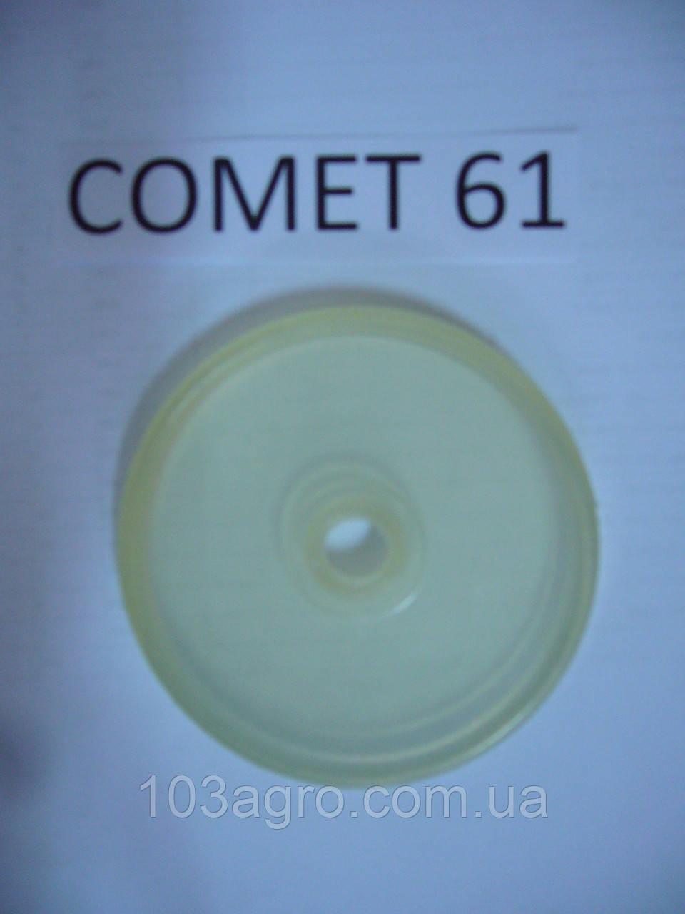 Мембрана насоса Comet APS 61 десмопан (не оригінальна)