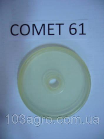 Мембрана насоса Comet APS 61 десмопан (не оригінальна), фото 2