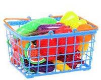 Детский игровой набор фрукты и овощи Урожай