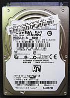 Жесткий диск Toshiba 320GB 5400rpm  MK3265GSX