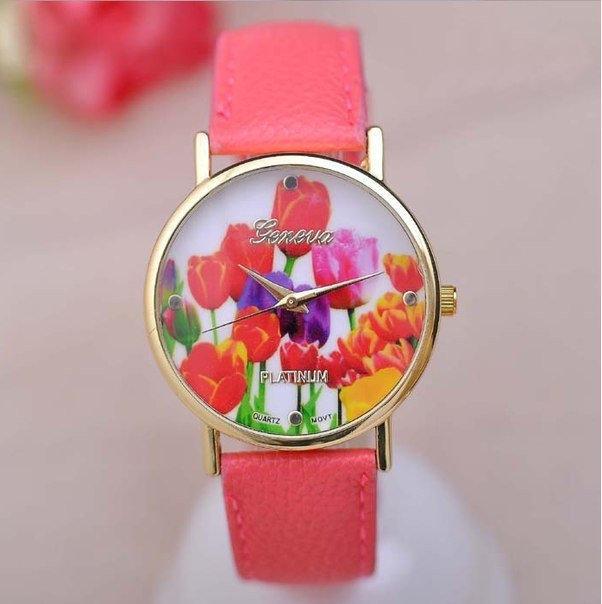 Элегантные, стильные женские часы