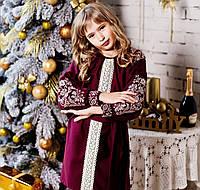 Дитяча вишиванка для дівчинки в Украине. Сравнить цены 62403fc4e3786
