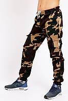 Штаны мужские камуфляжные милитари NATO Ястреб карго (Cargo)