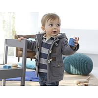 Детское осеннее пальто для мальчика 1-8 лет
