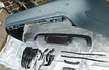 Задний бампер AMG на Mercedes S-Сlass W221, фото 3