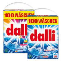 Стиральный порошок Dalli Color 100 стирок / 6,5кг