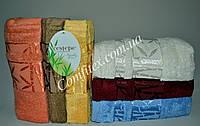 Банные полотенца бамбук Cestepe Agac Bamboo 70х140см. (6шт.) - Турция