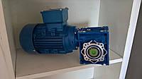 Мотор-редуктор червячный NMRV