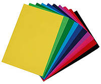 Набор цветной бумаги (12листов/12цветов)